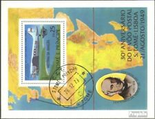 Sao Tome e Principe gestempeld 1979 100. Dood Sir Rowland Hill