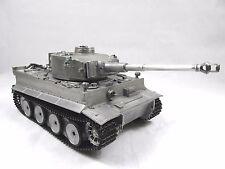 Complete Metal 1/16 Mato Tiger I RTR Version BB Pellet RC Tank Metal Color 1220