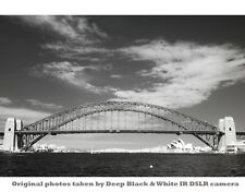 Nikon DSLR D40 6.1MP Infrared Deep Black & White 850nm IR Camera Body
