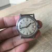 Watch Poljot 1MChZ 17 Jewels Wristwatch Vintage Rare USSR Soviet SSSR Russia SU