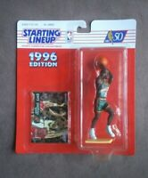 1996 Kenner Starting Lineup Gary Payton Rookie Action Figure & Rookie Card