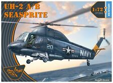 Clear Prop Models 1/72 Kaman Uh-2A/B Seasprite U.S. Navy Helicopter
