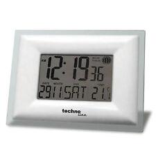 Technoline Ws8008 Horloge Radio- Pilotée Blanc/transparent
