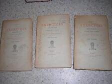 1890.exercices spirituels saint Ignace / marin de Boylesve.3/3