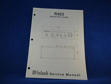 McIntosh R623 Service Manual