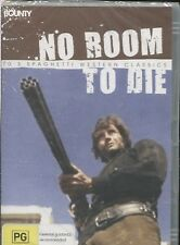 NO ROOM TO DIE - Anthony Steffen, William Berger, Nicoletta Machiavelli  - DVD