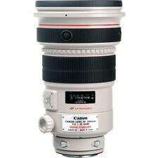 Canon EF 200mm F2L IS USM Telephoto Lens New Agsbeagle