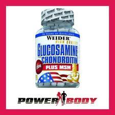 Weider-Glucosamine Chondrotin PLUS MSM - 120 caps