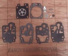 Walbro K10-WYC  Carb Carburetor Rebuild Repair Kit  Chainsaw Blower Trimmer NEW