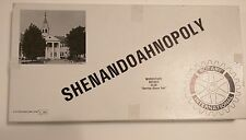 SHENANDOAHNOPOLY Woodstock Rotary International Club Custom Monopoly Board Game