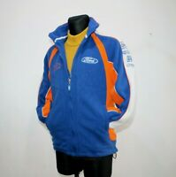 FORD MSE European Rallycross Jacket Polar Fleece Insulate Mens Size XS UK M or L