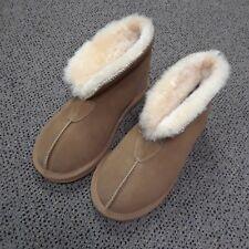 ugg boots slippers size 7 mens 6 Auzland Sheepskin unisex