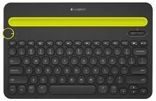 Logitech Bluetooth Multi-Device Keyboard - Black