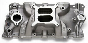 Engine Intake Manifold-Base Edelbrock 2701