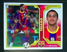 2011-12 Panini Coleccionnes Liga Este #10B Thiago Alcantara Rookie Sticker