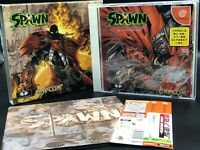 Spawn: In the Demon's Hand w/spine ,BOX (Sega Dreamcast, 2000)from japan #1524