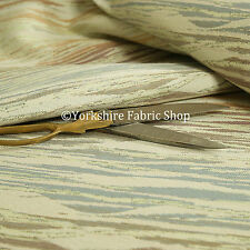 10 Metres Of Colourful Sunset Thin Airbrush Stripe Pattern Upholstery Fabrics