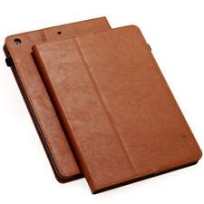 KAIYUE Leder Cover Apple iPad Air 1 Schutz hülle Tasche Tablet Case braun