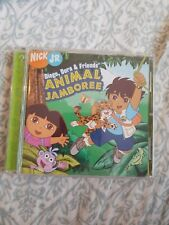 Diego, Dora and Friends' Animal Jamboree by Various Artists