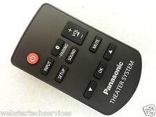 NEW N2QAYC000098 Panasonic Remote Control + Free Battery SC-HTB680EK SC-HTE180EB