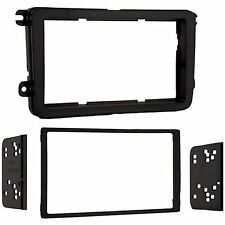 METRA 95-9011b Double Din Dash Kit for Volkswagen VW Stereo Radio