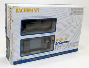 Bachmann E-Z Command Wireless Dynamis  DCC Control System  HO-N