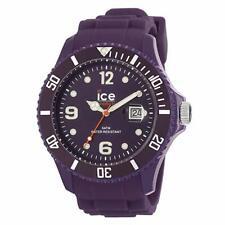 Ice-Watch SW.GE.B.S.11 Purple Dial Purple plastic Band Unisex Quartz Watch