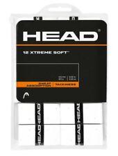 Head Xtreme Soft White x 12 Griffbänder für Tennis Grips