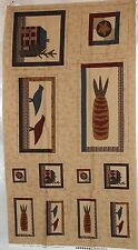 Primitive Quilt Labels by Brannock & Patek for Moda Fabric Birds Houses Stars