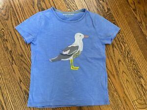 EUC MINI BODEN shirt girls size 7-8
