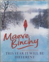 Maeve Binchy This Year Will Be Different 4 Cassette Audio Book NEW* Short Story