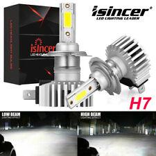 2x H7 200W 20000LM  Lampadine LED Faro COB Luci Canbus Xenon DRL HID D9 6500K PT