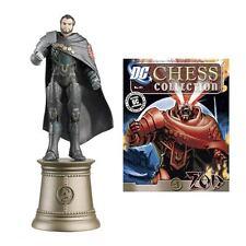 Eaglemoss * Zod * #71 DC Comics Chess Magazine Villain Black Knight Superman
