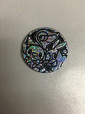 Pokemon Silver Confetti Holo Snivy Tepig Oshawott coin from Black White Blisters