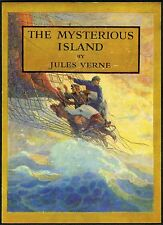 The Mysterious Island - Audio Book Mp3 CD - Jules Verne