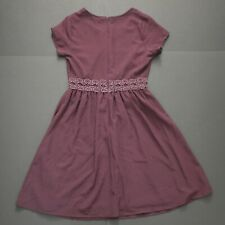 NEWLOOK Work Skater Dress Size 8