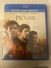 THE PROMISE  BLU-RAY + Dvd