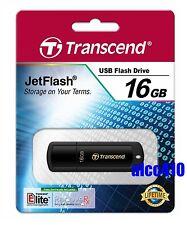 Genuine Transcend 16GB 16 G GB JetFlash 700 USB 3.0 Flash Drive Ultra