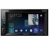 "Pioneer AVH-500EX 6.2"" DVD Receiver Built-in Bluetooth, SiriusXM-Ready, AppRadio"