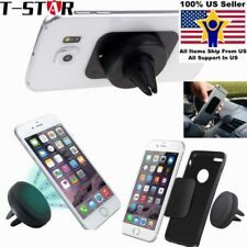 Magnetic Car Mount Air Vent Stand GPS Cell Phone Holder iPhone Samsung POWERFUL