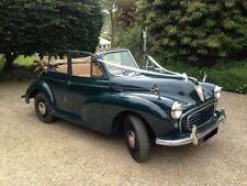 1955 Morris Minor Split Screen Convertible 1275cc
