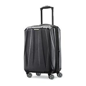 Samsonite Luggage 22 x 14 x 9 Carry On Spinner Black