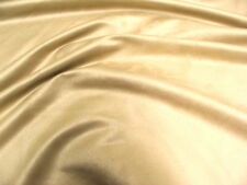 CAMEL UPHOLSTERY MICRO SUEDE LEATHER  FABRIC $9.99/YARD