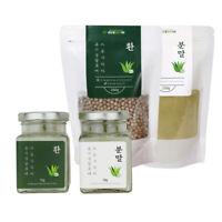 [KDY Aloe] Korean Organic Aloe Saponaria Ball Powder 70g 2.46oz 250g 8.81oz