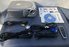 Dell Digital 2100MP Projector With Remote And Case.( Works) Read Below.