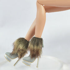 High doll shoes for 12Fashion Royalty Tropicalia color Infusion Jem veronique