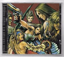 RARE DOUBLE CD / FINAL FANTASY X-2 ORIGINAL SOUNDTRACK (MADE IN TAIWAN)