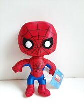 """Funko Plushies plush toy Marvel Universe 8.5"""" Spider-Man New With Tags NWT"""