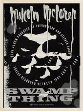 Malcolm McLaren Sex Pistols 'The Face' advert #1 ABC