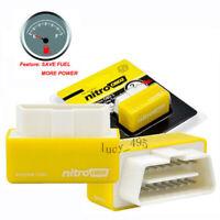 For Dodge RAM 1500 Power Performance Chip OBD2 Programmer Tuner Gas/Fuel Saver